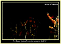 The Cauze (Cam2) - Galaxy Theater 09/07/07 d20070907.1