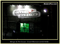 The Cauze - Crash Mansion LA 03-14-08 (ModernPics.com)